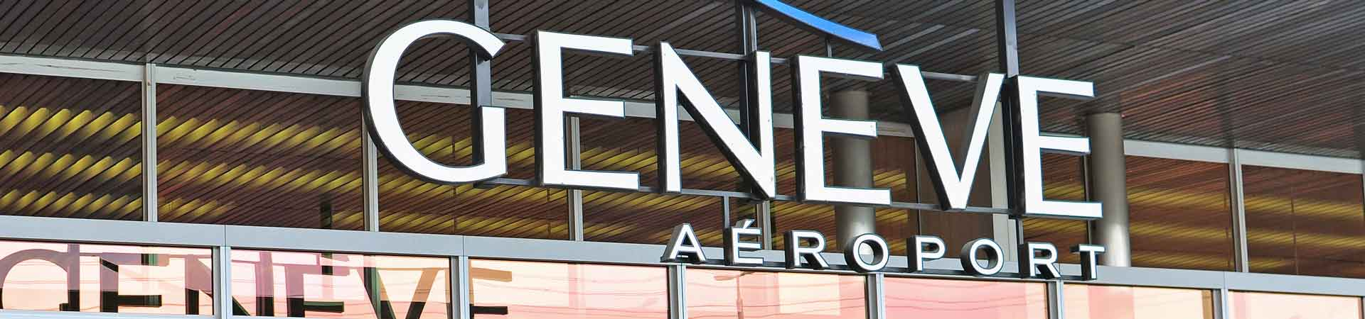 Taxi Annecy - Geneva airport - Annecy transfer