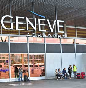 transfer Geneva airport Annecy